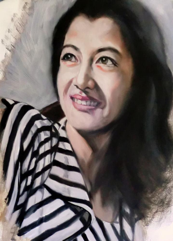 Setsuko Hara by hidemitada